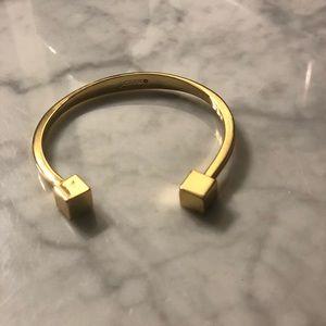 J. Crew Jewelry - J. Crew Golden Cuff Bracelet